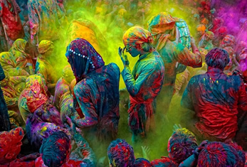 holi photography tour, photography india, india photography tour